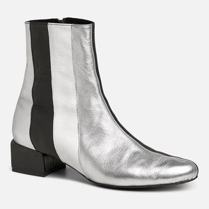 "Modern Vice ""Striped Bowie"" boots - Size 39"